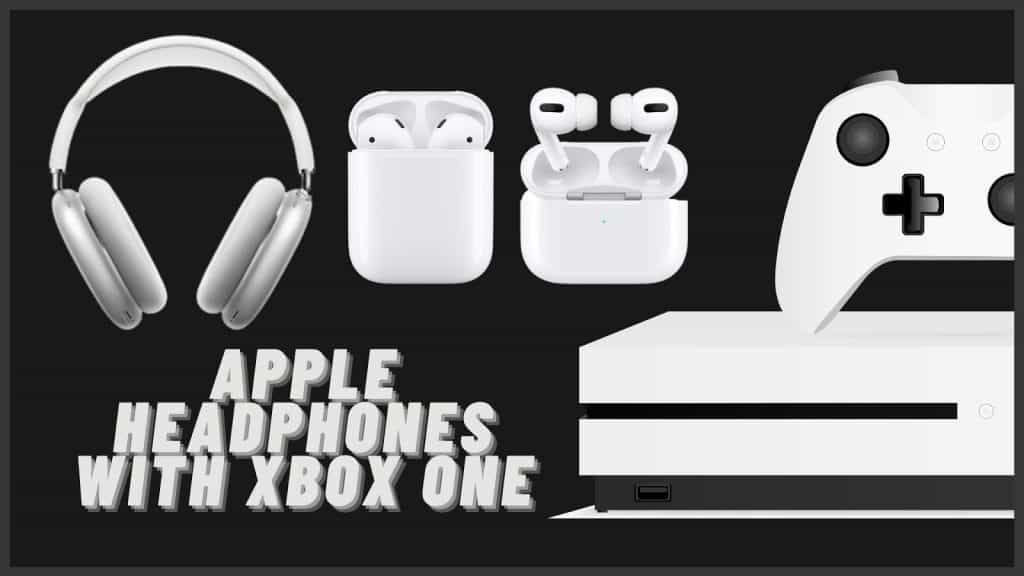 How to use Apple headphones on Xbox One to talk
