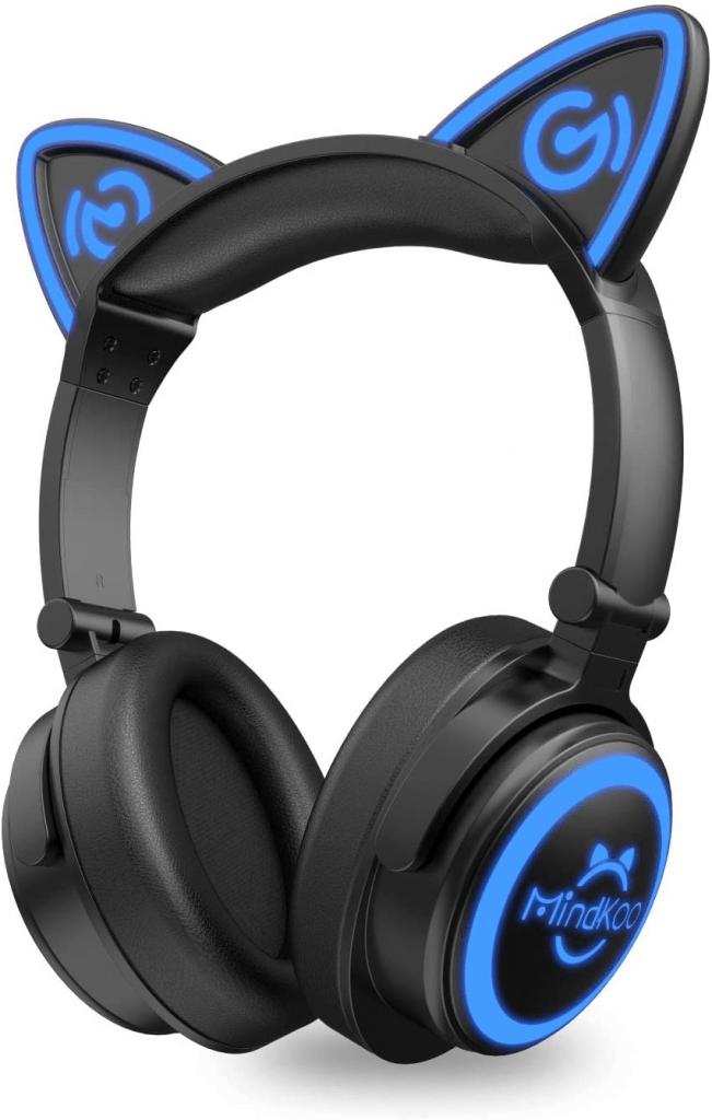 Mindkoo wireless cat ear headphone