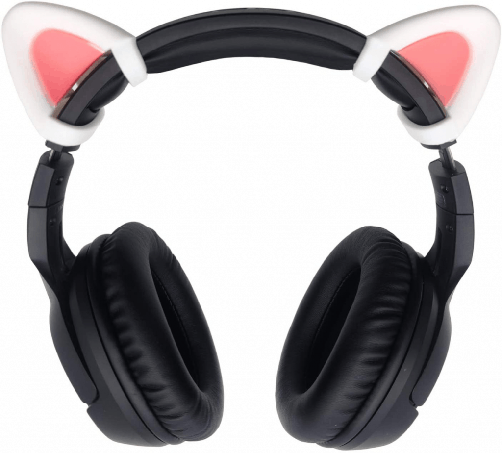 REEYEAR silicone cat ears